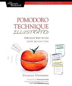 R$ 30 - Pomodoro Technique Illustrated -  http://produto.mercadolivre.com.br/MLB-905065568-pomodoro-technique-illustrated-_JM