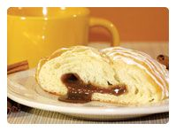 Cinnamon Butter Braid pastry: The smooth cinnamon flavor will melt in your mouth as you experience America's most popular flavor choice.