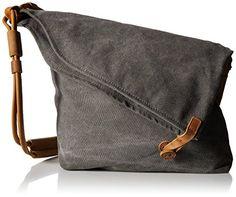 d23b65dd1a5d EcoCity Unisex Hobo Canvas Cross Body Handbag Purse Messenger Shoulder  Satchel Bag School Bags HB0065G3 (