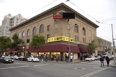 The Fillmore (San Francisco) - cool music venue - saw the great Ray Davies with the 88's in July of 2012