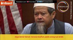 Ayah dari seorang muslim mengampuni orang yang terlibat dalam pembunuhan...