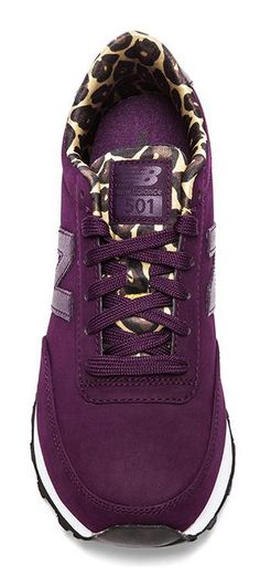 cute purple and animal print sneakers  http://rstyle.me/n/tsvgmpdpe