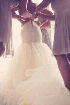 Great bridal shot