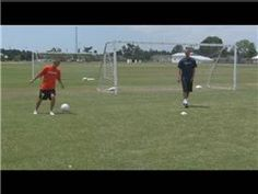 Soccer Tips : Dribbling Moves in Soccer for Beginners