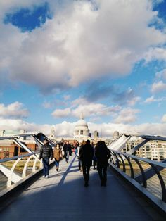 #millenniumbridge #london