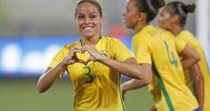 A lista não conta com alguns dos expoentes do futebol feminino do Brasil, como as atacantes Marta e Cristiane