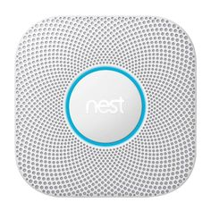 Nest Protect Battery Smoke and Carbon Monoxide Detector-S3000BWES - The Home Depot