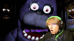 Five nights at freddy's with facecam!!!