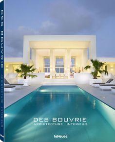 Boek Jan en Monique des Bouvrie | Publisher TeNeues Germany. Architecture | Interior