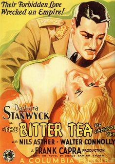 Beautiful vintage movie poster.