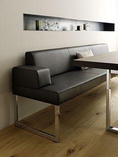 eckbank in holz leder textil eichefarben gelb gr n eckbank pinterest eckbank gelb und. Black Bedroom Furniture Sets. Home Design Ideas