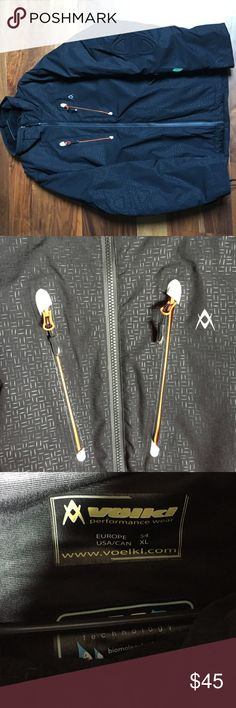 Mens Ski Jacket Worn Once. Great Condition. Perfect for skiing Voelkl Jackets & Coats