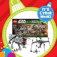20% Off LEGO Star Wars 3-in-1 Super Pack! #WishinAccomplished
