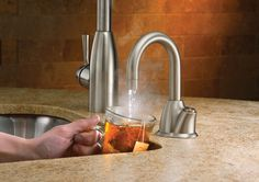 Expert buyer's guide of the best hot water dispenser, including recommendations of makes right choice and a description of how these kitchen gadgets work.