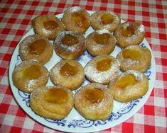 Tvarohové šišky bez kysnutia - recept Pretzel Bites, Doughnut, Baking Recipes, Muffin, Bread, Breakfast, Desserts, Food, Vip