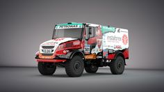 Instaforex Loprais Team De Rooy - Aleš Loprais (Iveco PowerStar offroad) - design for Dakar 2016 4x4, Nascar, Rally Dakar, Petronas, Lexus Gx, Rally Raid, Volvo Ocean Race, Bike Trailer, Off Road Camper