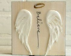 Angel Wing, Guardian Angel Wings, Believe Angel, Custom angel gifts, painted ang… – Wood Works – Just another WordPress site Angel Wings Art, Angel Wings Painting, Angel Wings Wall Decor, Angel Art, Angel Paintings, Angel Decor, Angel Wings Drawing, Guardian Angel Tattoo, Guardian Angels