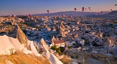 Sunrise, Cappadocia, Turkey