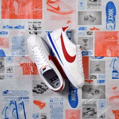 Nike Cortez 45th Anniversary - OG . Disponible Available  SNKRS.COM Nike  Cortez 1e4db85be