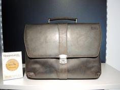Aktentasche aus Büffelleder bei Kirsches Taschen und mehr...!