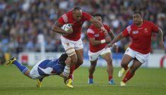 RWC 2015: Tonga vince contro un'ottima Namibia - On Rugby