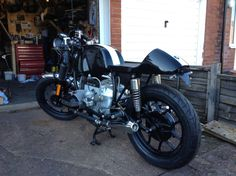 Sweet BMW R65 Cafe Project