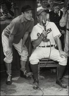 Gene Kelly & Bob Hope