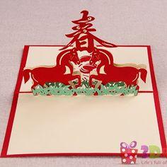 Handmade - Cộng đồng - Google+ Pop Up, 3d, Christmas Ornaments, Holiday Decor, Google, Cards, Handmade, Home Decor, Hand Made