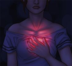 What if your chest lit up when you met your soulmate...