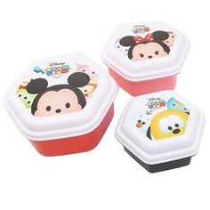 Japan Disney Official Tsum Tsum - Deluxe Mickey Mouse Friend Triple Three Compartment Stacking Lunch Box Russian Doll Style Eco-friendly Microwave Dishwasher Safe SKATER, http://www.amazon.com/dp/B01HE4PMQ6/ref=cm_sw_r_pi_awdm_x_UUOOxb89Y46QV