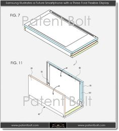 Samsung files for tri-fold flexible display patent for smartphones – what could this mean?
