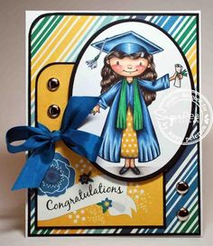 Congratulations by jennypete - Cards and Paper Crafts at Splitcoaststampers
