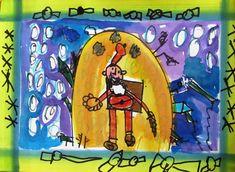 Tollforgató Irodalmi, Történelmi, Ókor Történelmi, Művészeti Lapcsoport Pályamunkák Blogja: Varga Viktor (7 éves) Igazgyöngy AMI - Mikulás, Mi...