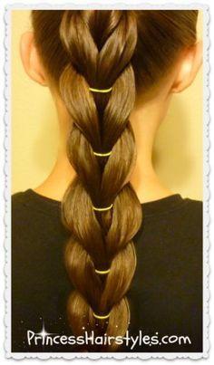 Hairstyles For Girls - Hair Styles - Braiding - Princess Hairstyles Good.