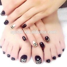 Soak off gel nails how to