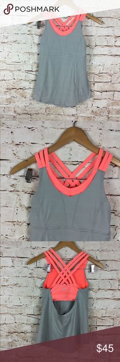 24fe0b0ac2654 Lululemon Beat The Heat Tank Top -  x  Condition- Good Please refer to