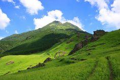 Mt. Yufudake, Southern Japan
