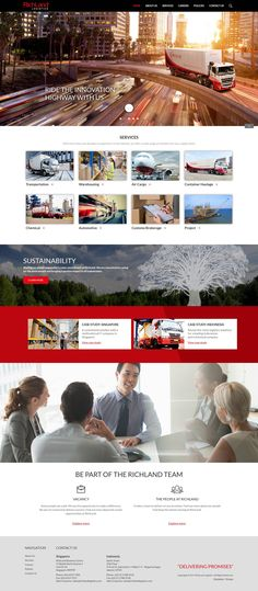Website - Richland Logistics