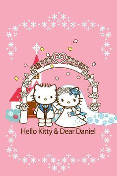 Dear Daniel Hello Kitty Getting Married!