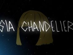 Sia - Chandelier (Lyrics Video) [HD] - YouTube | things to listen ...