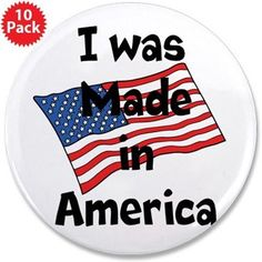 I was made in America 3.5