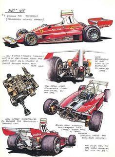 Ferrari a race car company that built a few production cars,... Jaguar a production car company that built a few race cars. Either way they both produced winners.