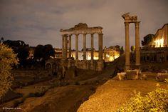 Beginning of Fori Imperiali #Rome