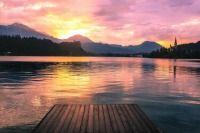 Glamping in fairytale Lake Bled - Adventurous Miriam