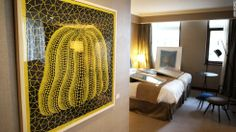 The Asia Hotel Art Fair turned one Hong Kong property into a contemporary art space with works by a old artist, Yayoi Kusama and even Picasso Hong Kong Art, Marco Polo, Art Fair, Art Auction, Chinese Art, Contemporary Art, Art Gallery, Asia, Hotels