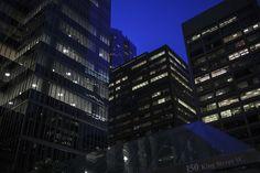 Toronto, Multi Story Building, King