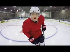 NWHL's Hilary Knight shows off her incredible skill in first-person video | Must watch for hockey girls