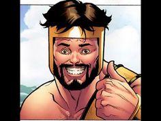 Comic Book Myths Volume 1: DEATH