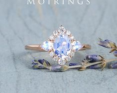 HANDMADE RINGS & BRIDAL SETS by MoissaniteRings on Etsy Bridal Ring Sets, Handmade Rings, Gold Rings, Etsy Seller, Rose Gold, Engagement Rings, Crystals, Diamond, Jewelry