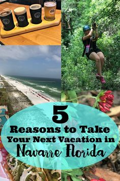 5 Reasons to Vacation in Navarre Florida #VacationDifferently Relax in Navarre Beach​ #hosted